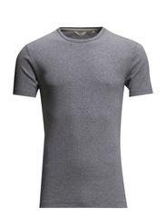 Basict-shirts - GREY MEL