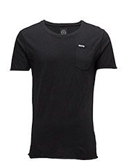 Washedtee - BLACK