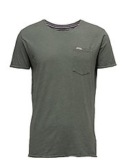 Washed tee - DK ARMY