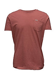 Washedtee - RED