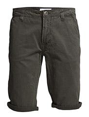 Chino shorts - ASH GREY