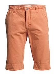 Chino shorts - CORAL