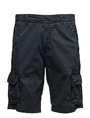 Cargo shorts - DK BLUE
