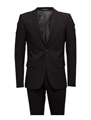 Suit black - BLACK