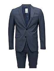 Prince of wales suit - NAVY