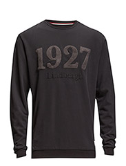 1927o-necksweat - BLACK