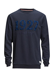 1927o-necksweat - NAVY