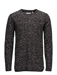 Reversedsweatshirt - DK GREY