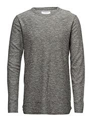 Reversedsweatshirt - LT GREY