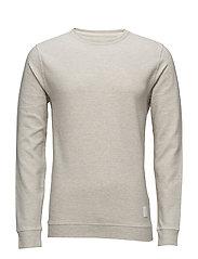 O-neck sweatshirt - OFF WHITE MI