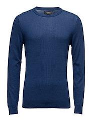 Cottono-neckcollar - BLUE