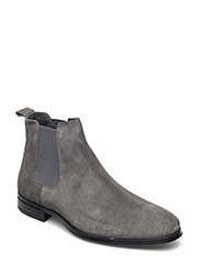 LowChelseaboot - GREY SUEDE