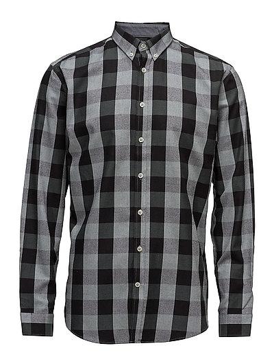 Lindbergh Checked shirt L/S