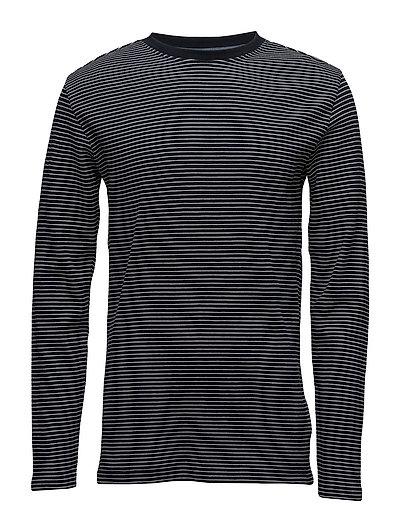 Lindbergh Stripedo-necksweatshirt
