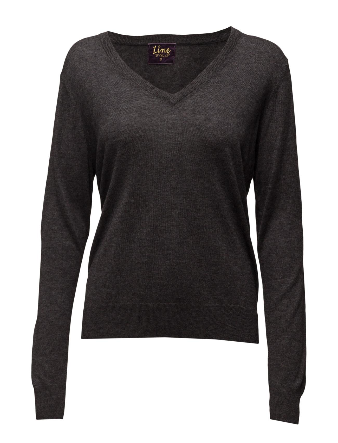 Secret Line of Oslo Sweatshirts til Damer i antracit