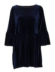 Tingeling velvet - BLUE