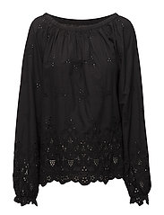 Hiawatha lace - Black