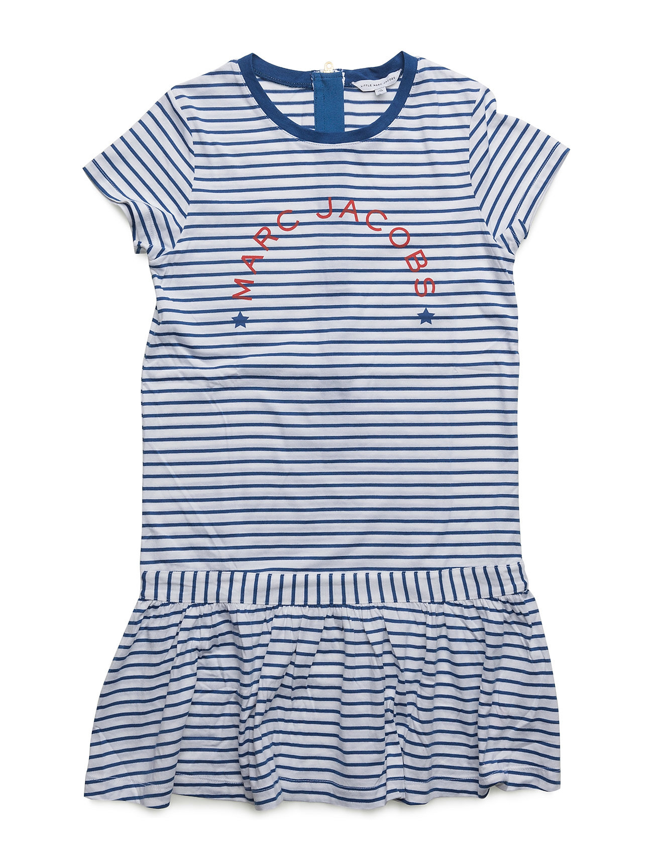 Short Sleeved Dress Little Marc Jacobs Kjoler & Nederdele til Piger i