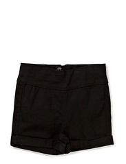 LITTLE FUNKY HIGHWAIST SHORTS/BLACK 13 - Black