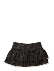 LITTLE ROCKER SKIRT - Black