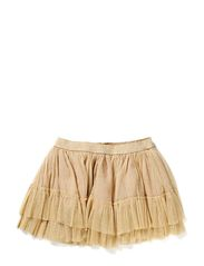 LITTLE BALLERINA SKIRT - Goldcolor