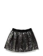 LITTLE WILMA SKIRT - Silver Colour