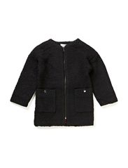 LITTLE BIBBA JACKET - Black