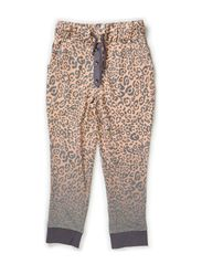 LITTLE DICTE SWEATPANTS - Bright Apricot