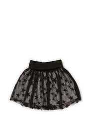 LITTLE SUZETTE SKIRT - SOLID - Black