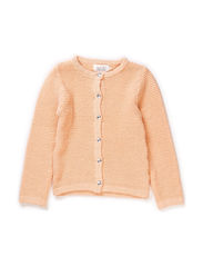 LITTLE PS HAVANA CARDIGAN - Almond Cream