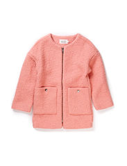 LITTLE PS HAI JACKET - Rose Tan