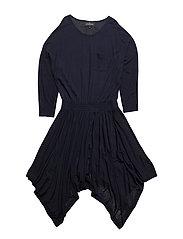 Jr New Blos Dress - NAVY