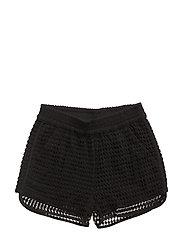 Jr Amelie Shorts - BLACK
