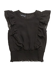 LR Lea Top - BLACK