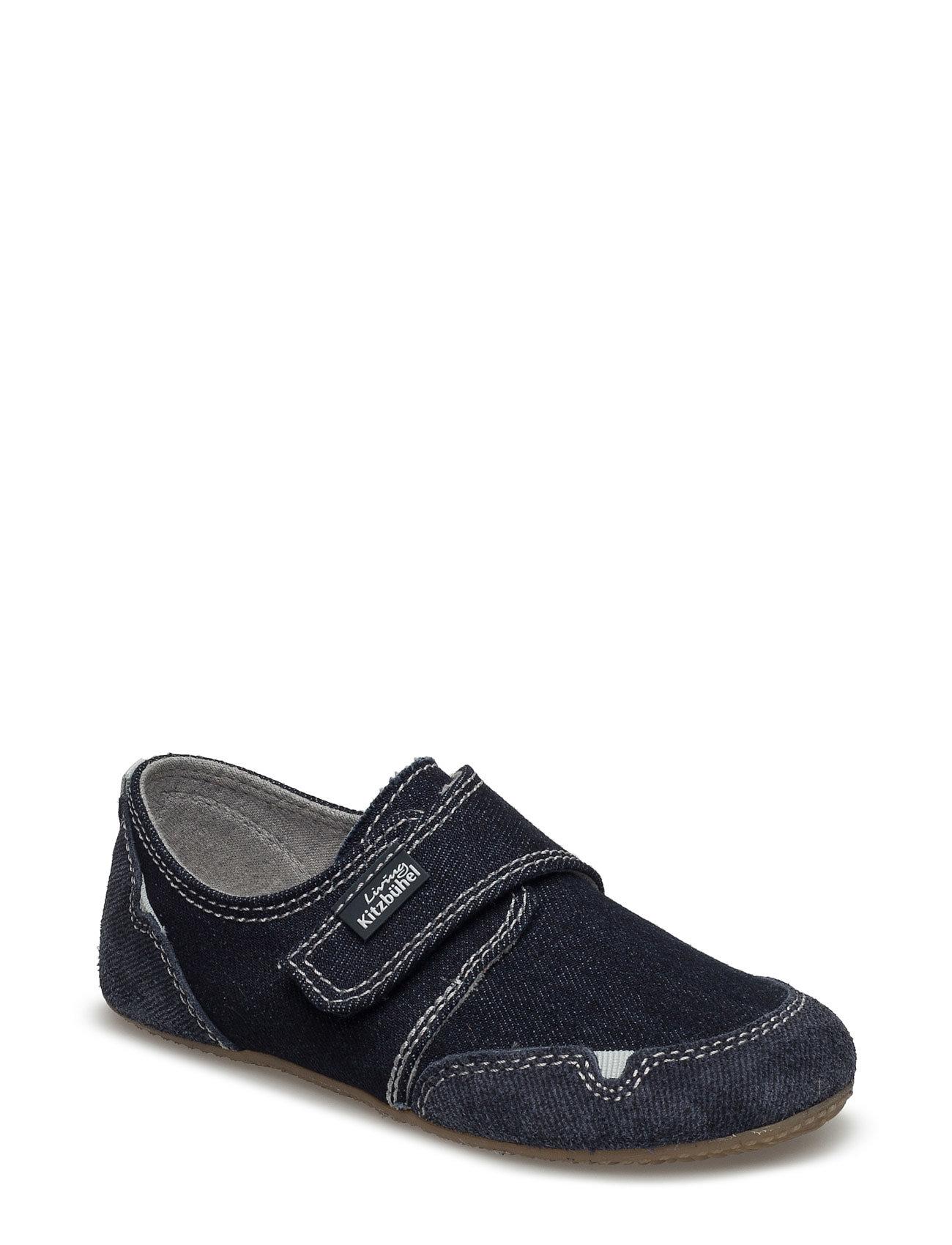 410ea82b0314 Shoe With Velcro Living Kitzbuhel Hjemmesko til Børn i ...