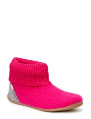 Slipper socks - fuchsia