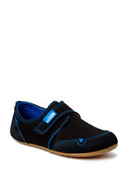 Slipper Leather - black
