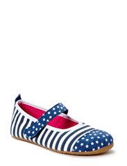Ballerina Stripes & Stars - marine