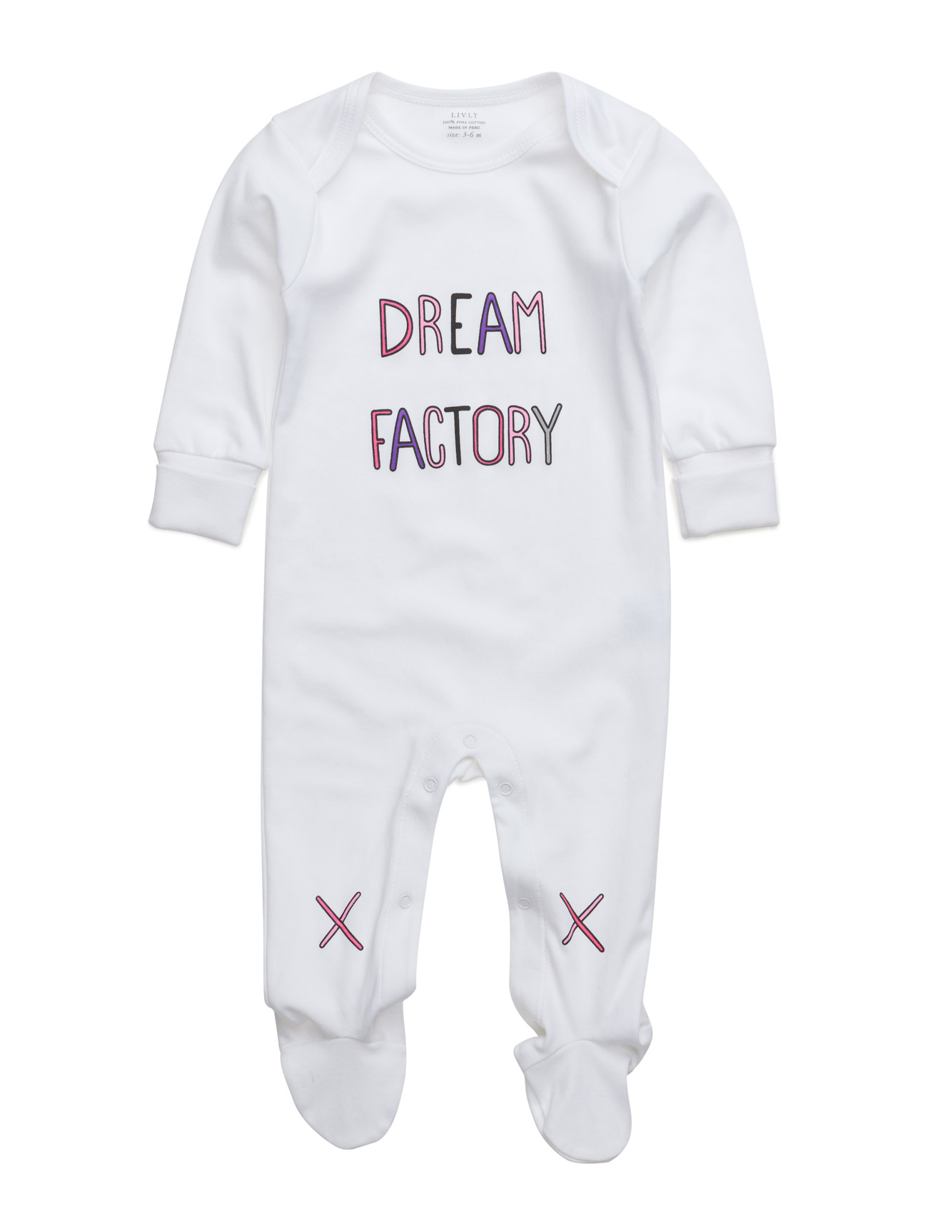 Coverall Livly Pyjamas til Børn i