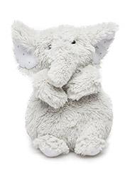 charlie elephant mini - GREY