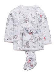 kimono set - PRINCESS LAND PINK
