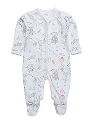 onesie - PRINCESS LAND PINK
