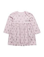 baby dress - SKATE BUNNIES
