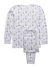 kids 2 piece set - HOCKEY BUNNY