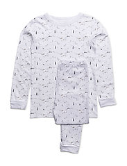 kids 2 piece set - SPACE LAND