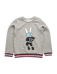 sweatshirt - PLACEMENT HOCKEY BUNNY