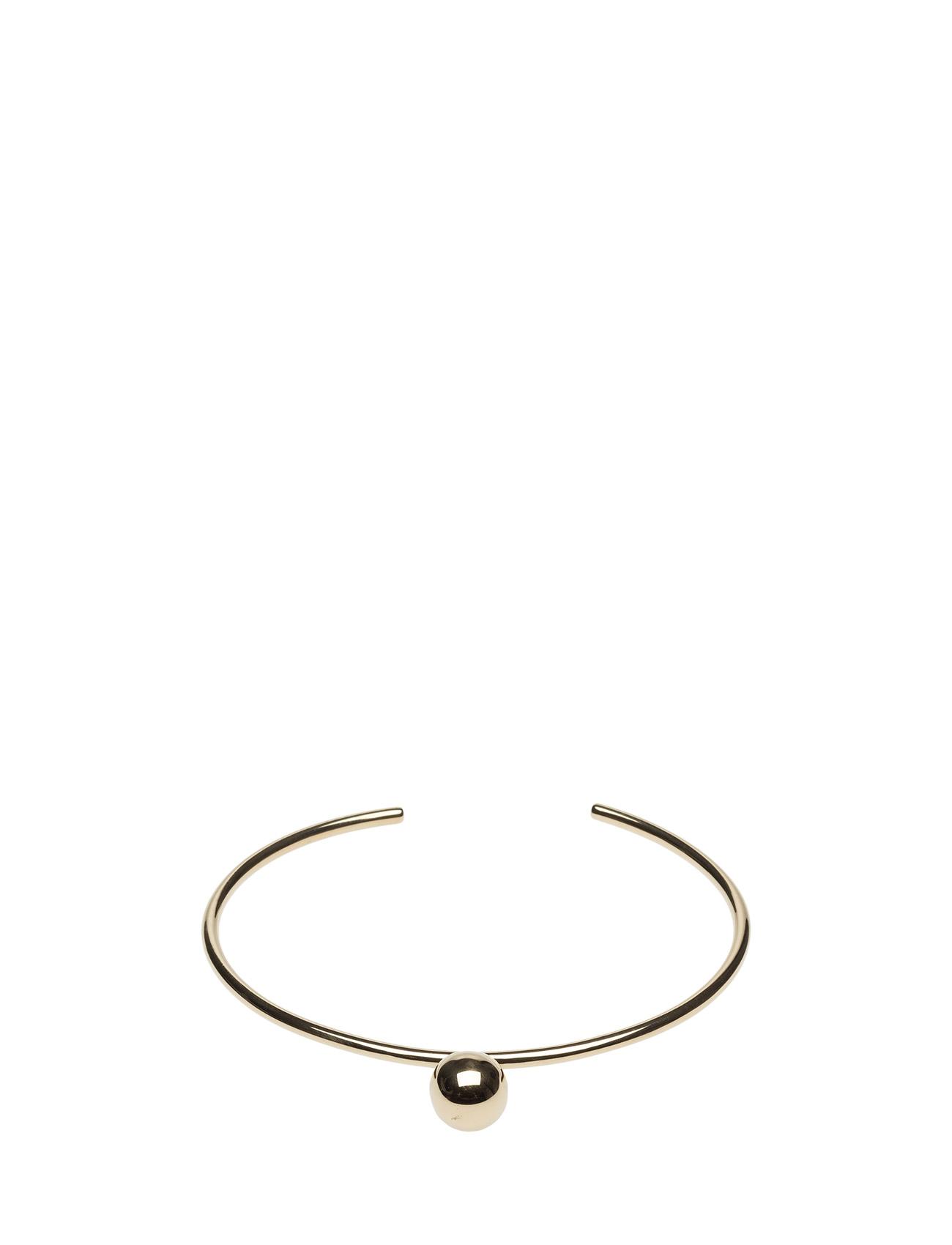 Single Ball Cuff Bracelet Lola's Love Smykker til Kvinder i Guld