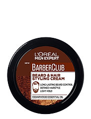 BARBER CLUB STYLING POMADE - CLEAR