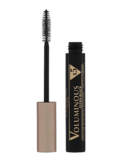 Voluminous 5X Mascara - CARBON BLACK