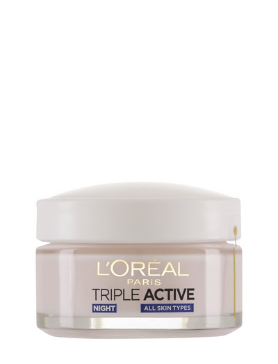 TRIPLE ACTIVE NIGHT,50 ML - CLEAR